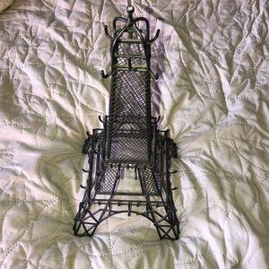 Eiffel Tower jewelry holder!